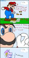 New Super Mario Bros. Comic