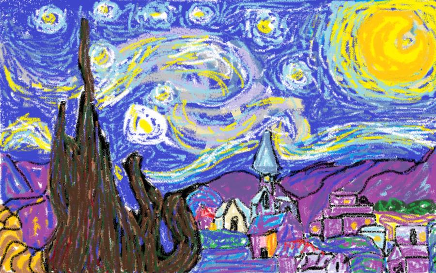 Paint Program Fun By Elusivefanatic On Deviantart