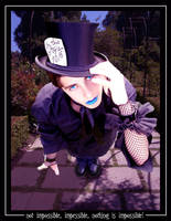 mad hatter by kingdom-of-hell