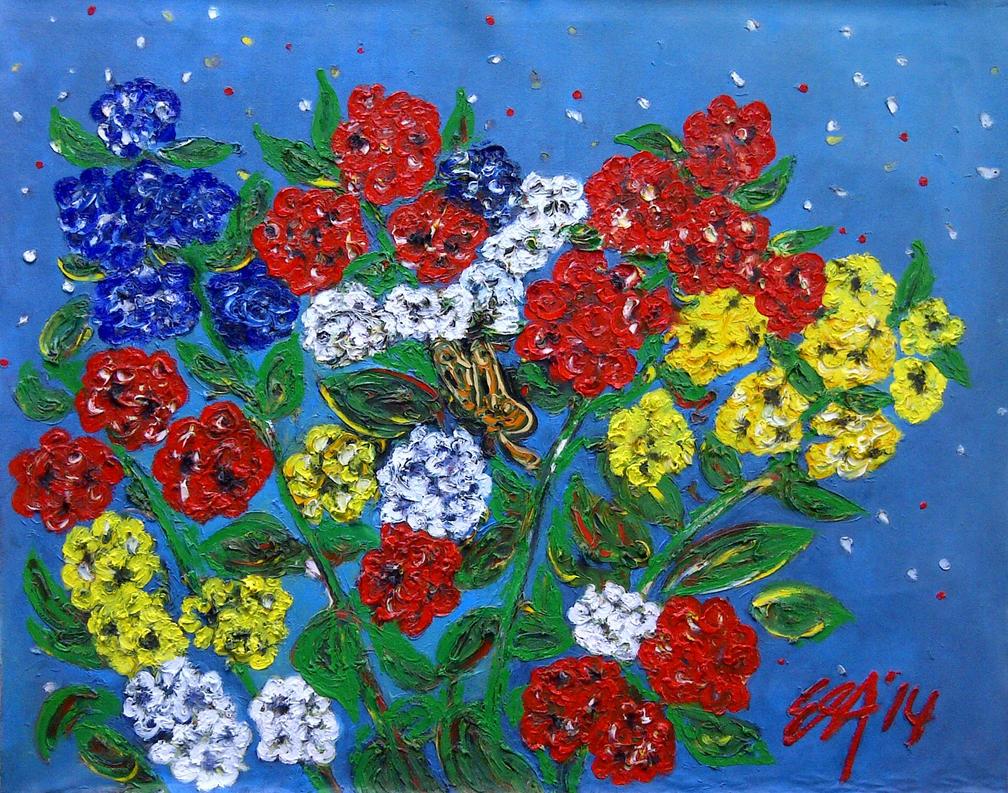 Flowers 1 by ekosyaiful