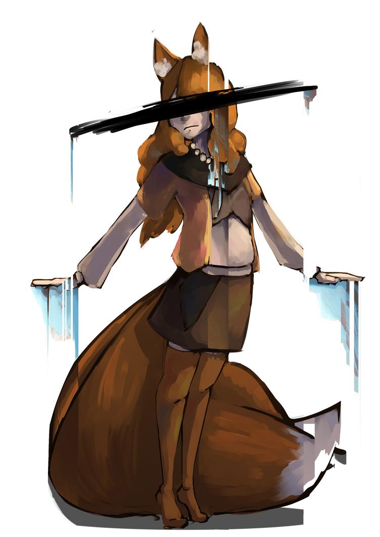 Fox Spirit by KartProwler