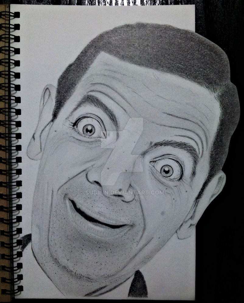 MR BEAN by SudiLin