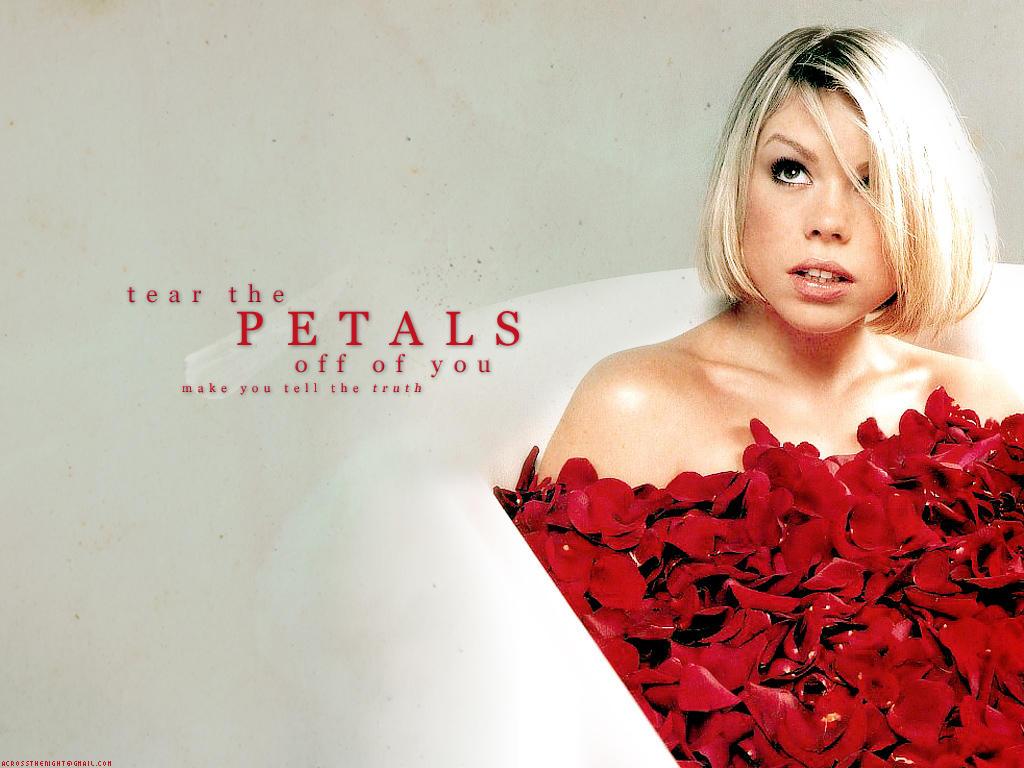 Petals: Billie Piper by lovepollution