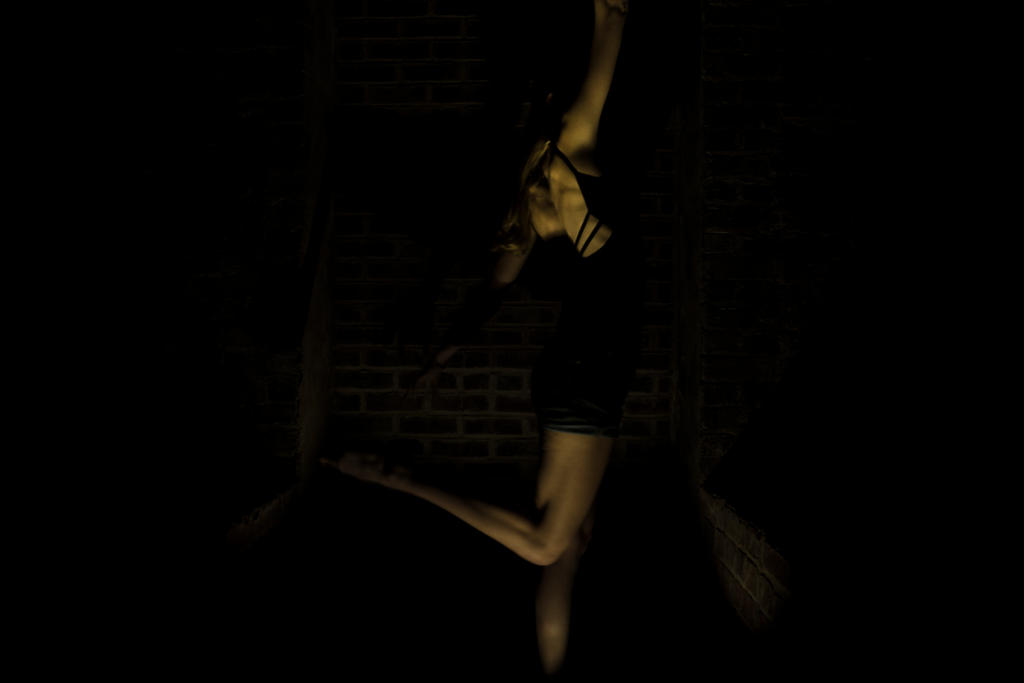 Dancing In The Dark by WillyWonkaTheFearful