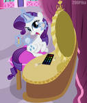 MLP: Why Rarity, You Look FABULOUS
