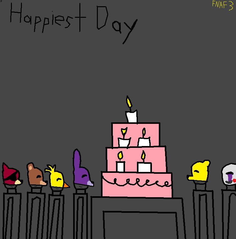 FNAF 3: happiest day minigame by PinkDoll34 on DeviantArt