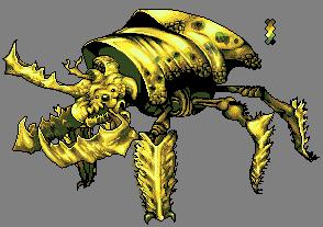 Oro Beetle by Blanco-Pantera