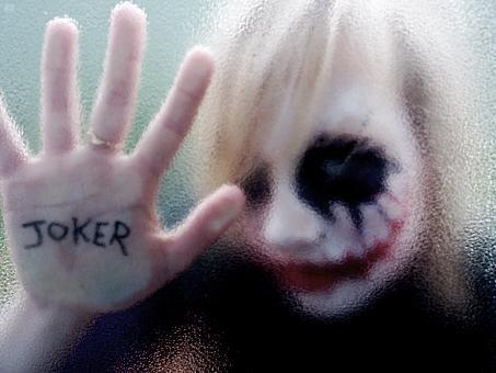 Joker by LightWingedWolf - Joker Resimleri