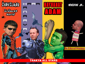 Trakya Allstars by Stickdust