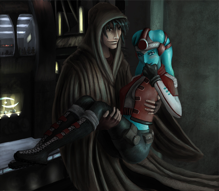 Star wars knights of the old republic porn pics 11