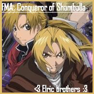Elric brothers by Kibasrakuen57