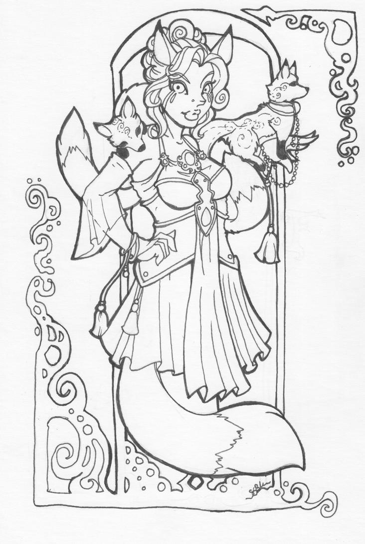 Slytherin Crest Coloring Page Coloring Pages