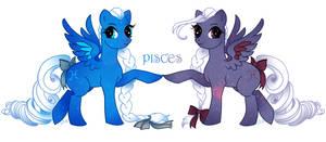 Zodiac Ponies Pisces