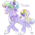 Crystal Empire Pony Titania