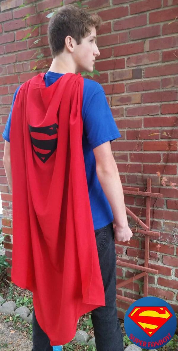 the new 52 superman cosplay by superfanboy52 on deviantart