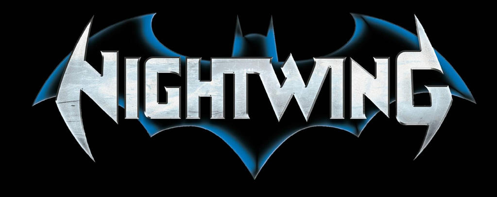 Nightwing logo by SuperFanboy52 on DeviantArt