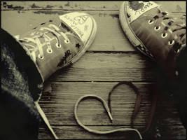 Converse Love by smearedxink
