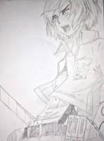 Armin Arlert by GreyOtaku