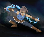 Avatar Korra- Water