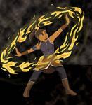 Avatar Korra - Fire