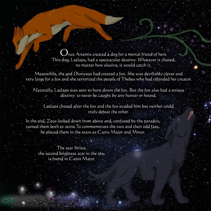 Teumessian fox greek mythology - photo#26
