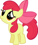 Sad Applebloom