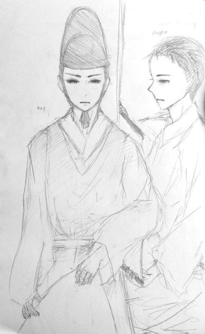Hanbok by hoohoohee