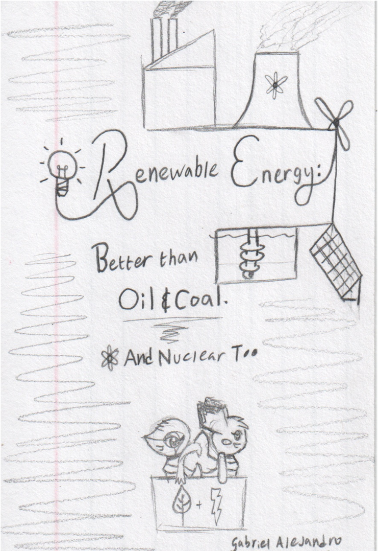 renewable energy  essay  by alejandrodelfuego on deviantart