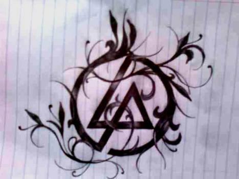 Linkin Park Tattoo by BrittneyBandit