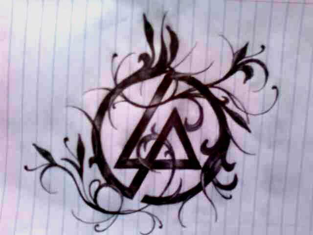 linkin park tattoo by brittneybandit on deviantart. Black Bedroom Furniture Sets. Home Design Ideas