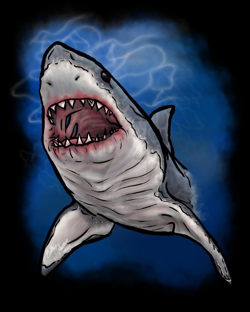 Shark Week by BrittneyBandit