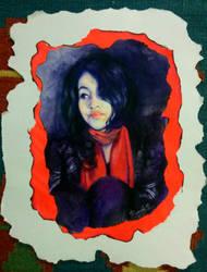Self Portrait by PriyanshiPokharna