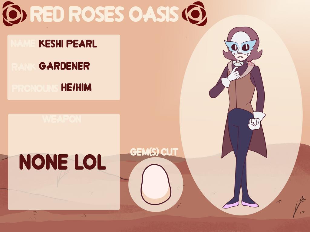 RRO: Keshi by pastry-the-meme