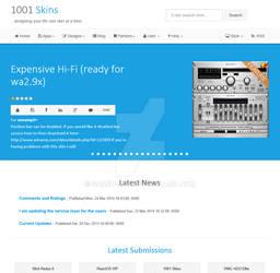 1001skins Site