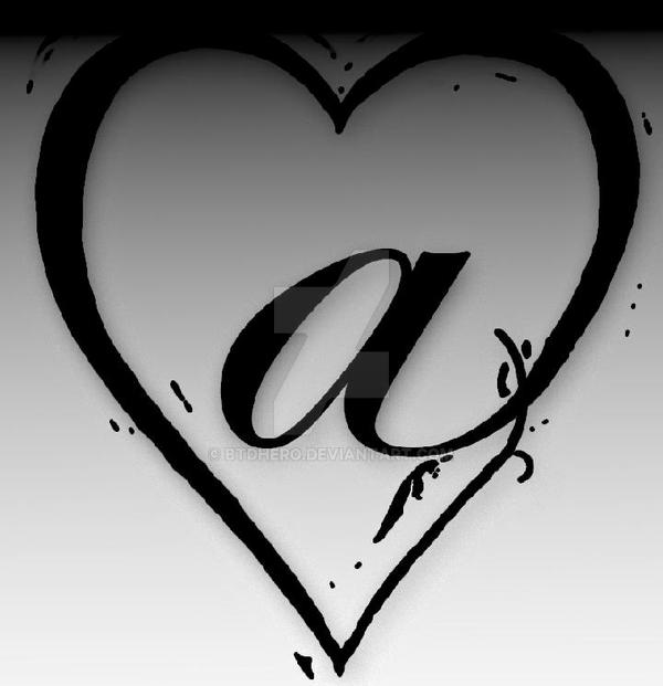Black Heart Symbol By Btdhero On Deviantart