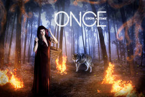 Once Upon a Time : Red Riding Hood by Alhys
