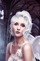 Angel by Alhys