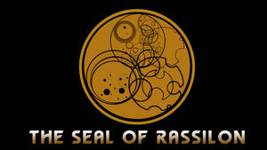 Doctor Who The Seal of Rassilon teaser poster