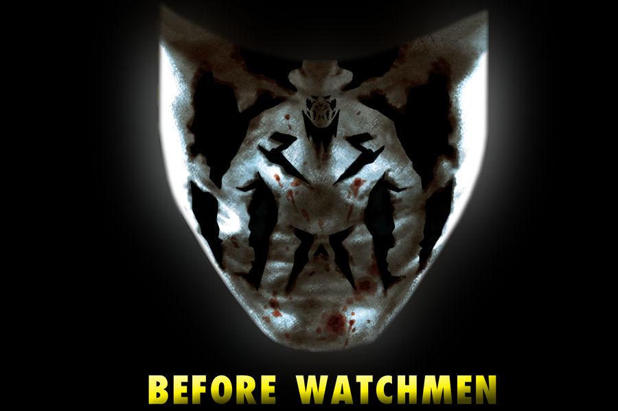 Before Watchmen - Rorschach wallpaper