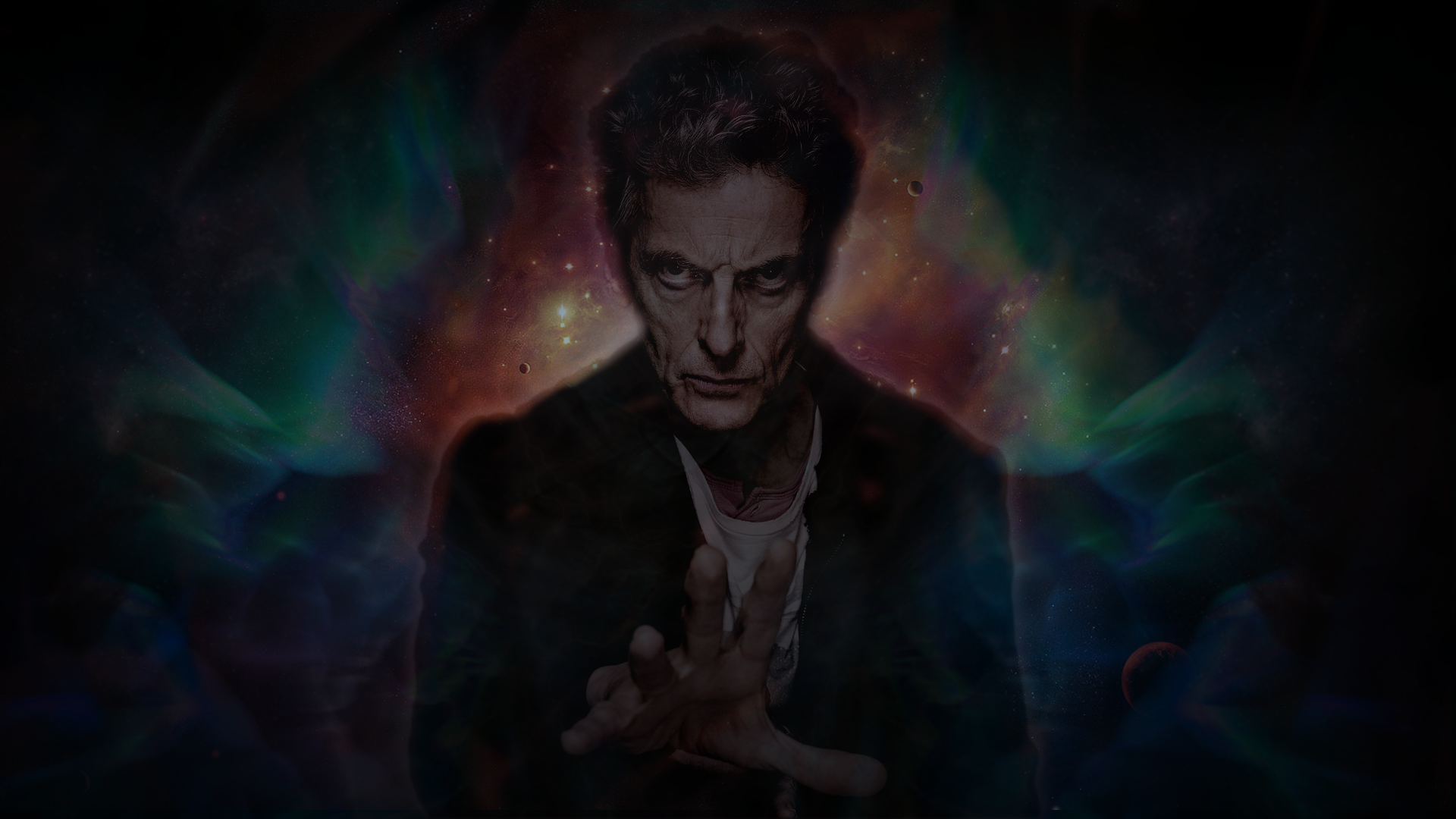 Peter Capaldi Wallpaper By Natestarke On