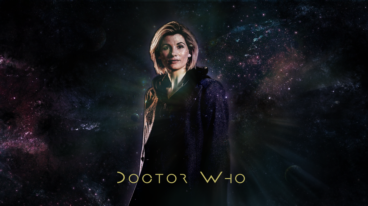 Jodie Whittaker Doctor Who Wallpaper: The 13th Doctor By Natestarke On DeviantArt