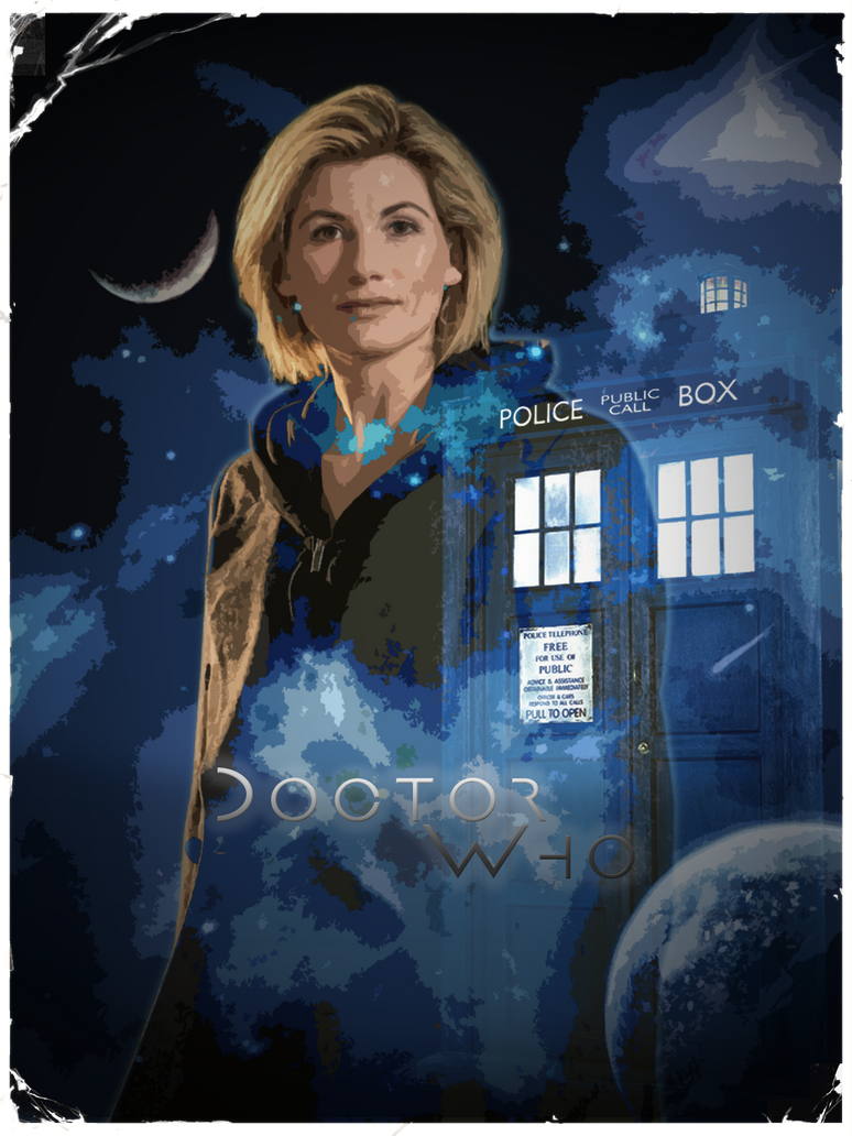 Doctor Who 13th by natestarke