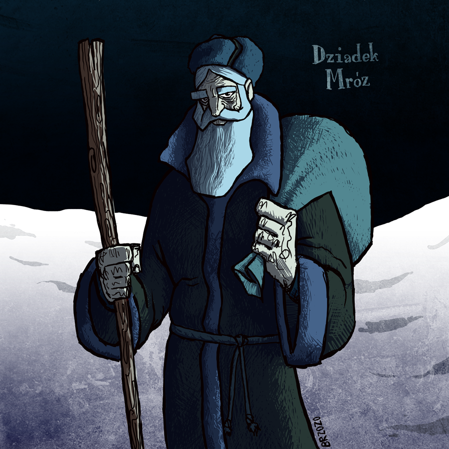 Ded Moroz by brzoza77