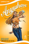 Anywhere #2 Cover