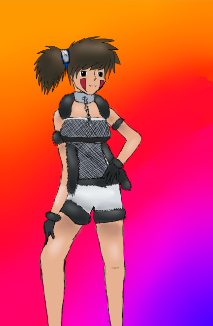 FEM Kiba by AnimeLuvr2654