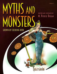 Myths and Monsters G Cover