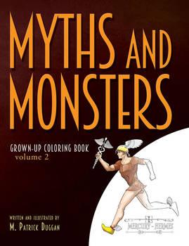 MythsMonsters cover volume2