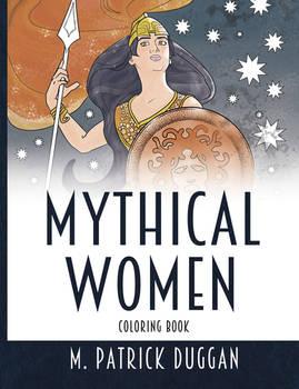 MythicalWomenCover