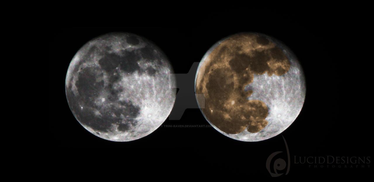 Fetus Moon by trini-raven
