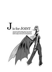 J is for Joint